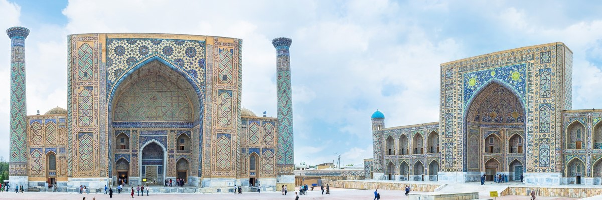 Tours in Central Asia. Samarkand | El-tourism
