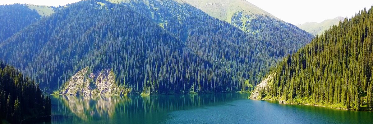 Kolsay lake + Kaindy lake | El-Tourism
